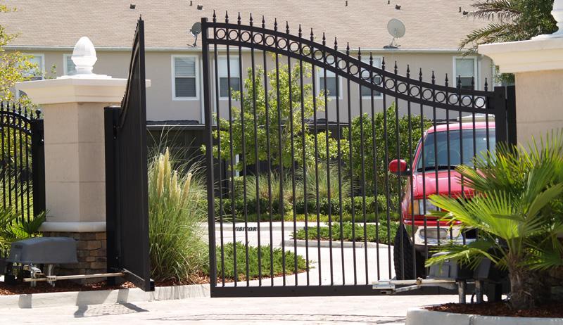 Oklahoma City Automatic Gate Amp Operator Company Fences